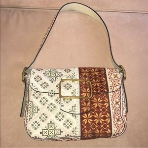 4616f3bc7dde Tory Burch Bags - Tory Burch Sawyer Embroidered Bohemian Bag